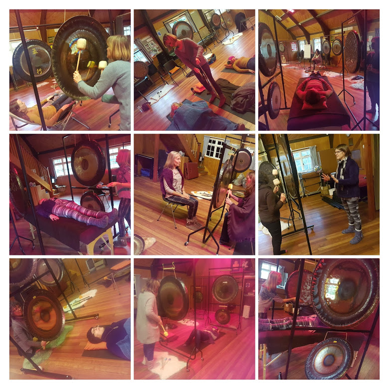 Weekend 2 of 2016-17 Gong SoundSmith Training